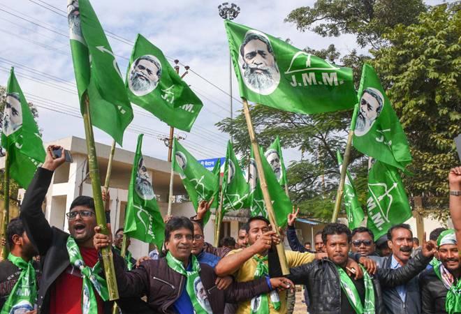 Jharkhand JMM Win