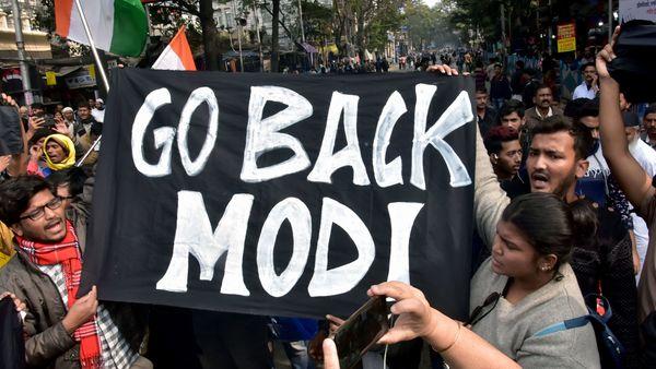 Narendra Modi Bengal Visit